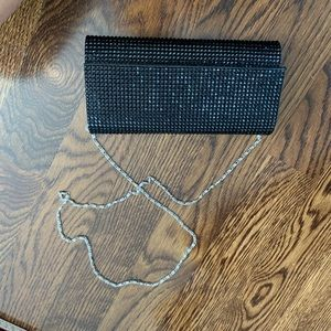Other - NEW black clutch
